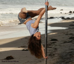 Beach Pole May 2014